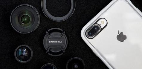 【知識文】用iPhone拍出好照片,超火紅外接鏡頭!