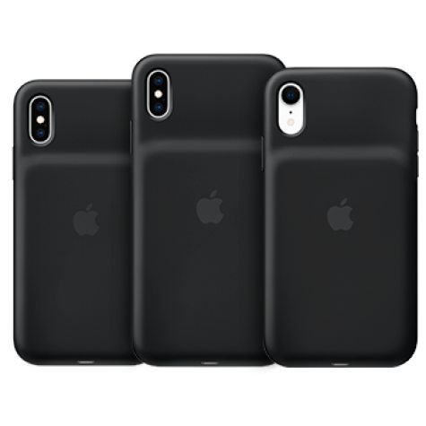 iPhone XS、iPhone XS Max 和 iPhone XR 的聰穎電池護殼更換方案